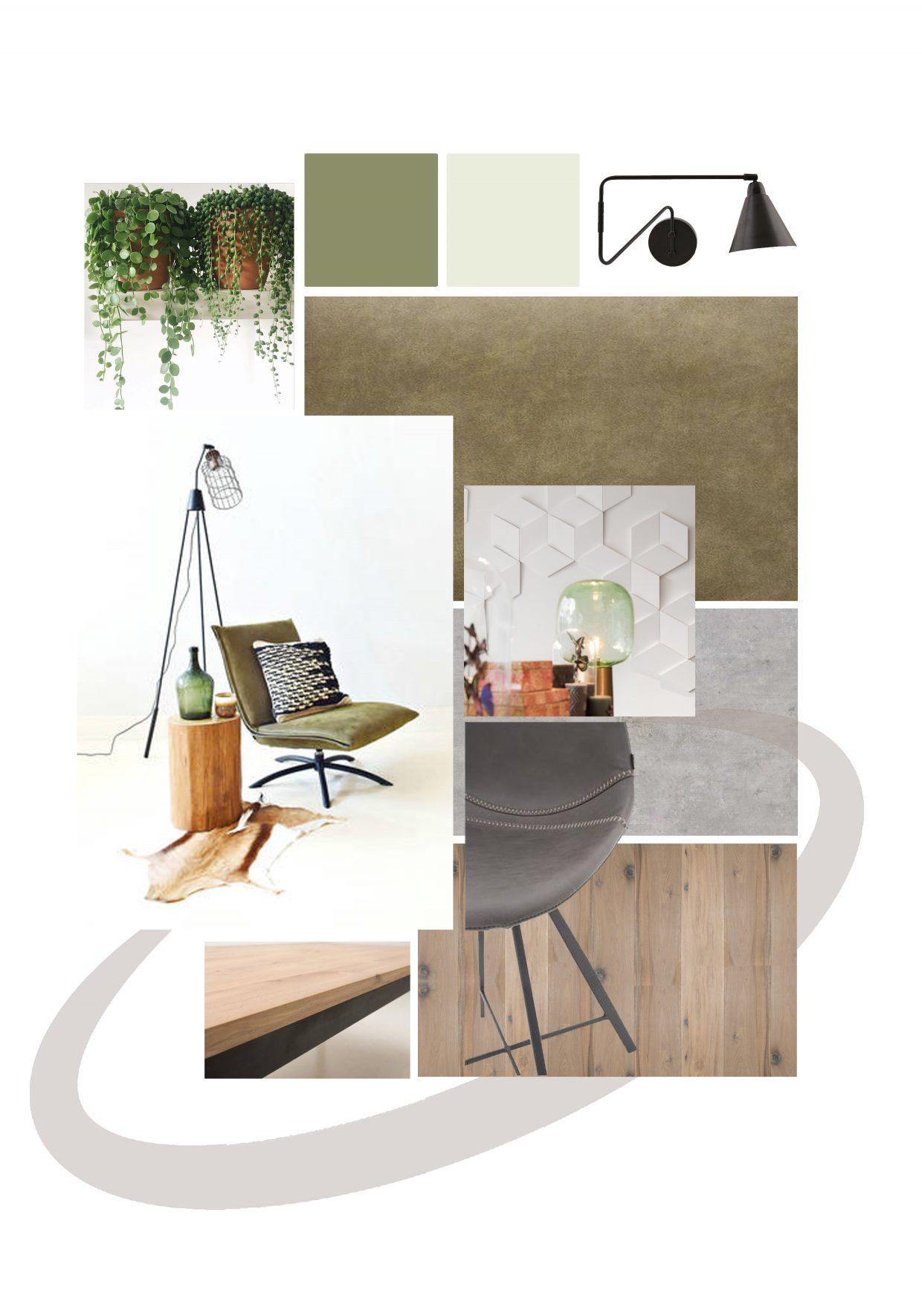 Woonadvies_moodboard_Modern interieur_Thuis Ontwerp